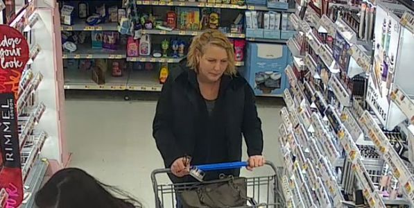 Ephrata police identify person of interest in Walmart purse theft