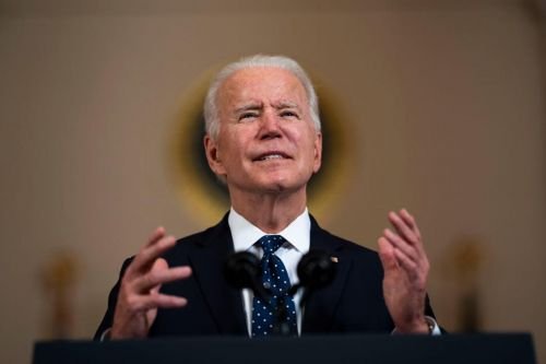 Biden aims for sweeping climate goal - with or without Congress