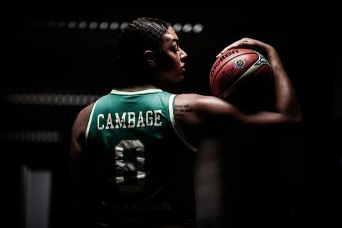 Liz Cambage is the cherry on top for the Australia Opals