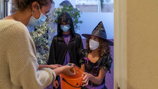 Get the candy bowl ready: Dr. Fauci says Halloween is a go this year