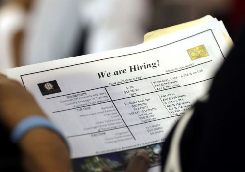 Good news about jobs: Pittsburgh MSA's May unemployment rate falls