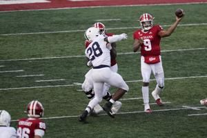 After stunning Penn State, No. 17 Indiana faces Rutgers