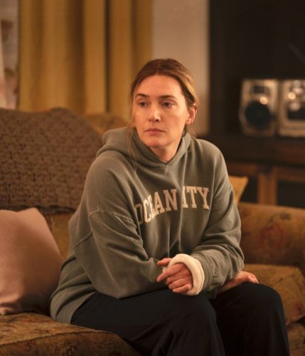 Kate Winslet is a detective hunting for a killer in HBO's 'Mare of Easttown'