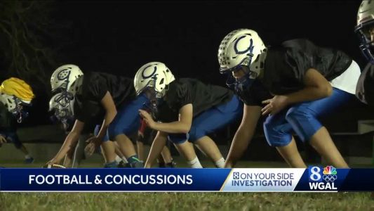 Should young children play tackle football?