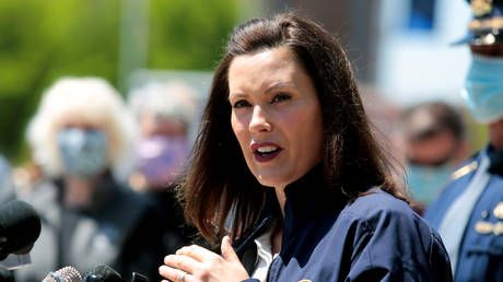 "Michigan Gov. Whitmer: Trump Continues to Incite ""Domestic Terrorism"""