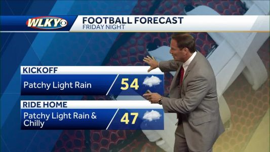 WLKY 7 day weather forecast