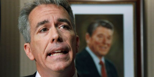 Tea Party firebrand and former GOP Rep. Joe Walsh announces he's running against Trump in the 2020 Republican primary