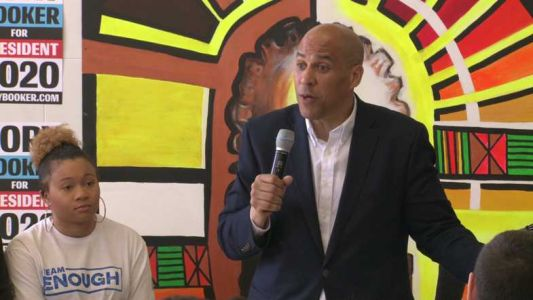 Presidential candidate Cory Booker knows Wisconsin essential to winning