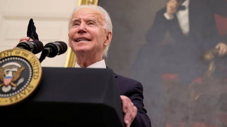 'What happened to the PLAN?' Biden roasted after claiming 'nothing we can do to change pandemic's trajectory'