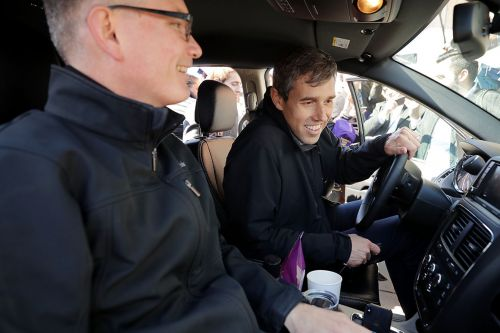 Beto's minivan tour sparks memories of a lost family heirloom