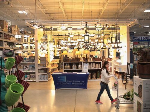 Lowe's fixed a crucial flaw, and it's now one of the brightest spots in its business