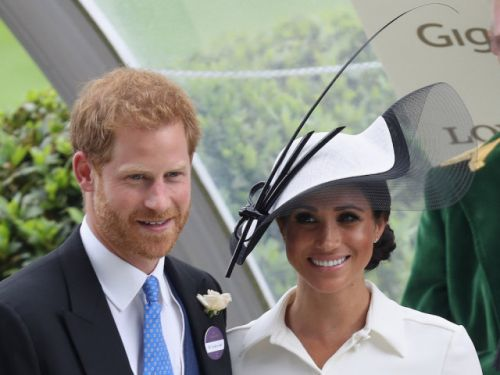 Elegant Meghan Markle, and 13 of the most outrageous fascinators at the Royal Ascot
