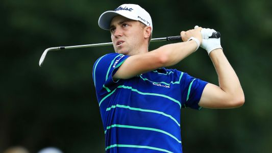 Tour Championship 2019: Justin Thomas retakes lead as Round 3 cut short due to weather