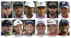 International team capsules for Presidents Cup
