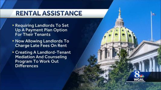 Pennsylvania state lawmakers to hold hearing on eviction prevention legislation