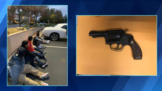 Gun registered to dead man recovered by Salinas PD, 2 arrested