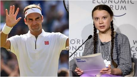 After taking aim at Federer, who's next for Greta's climate shame brigade?