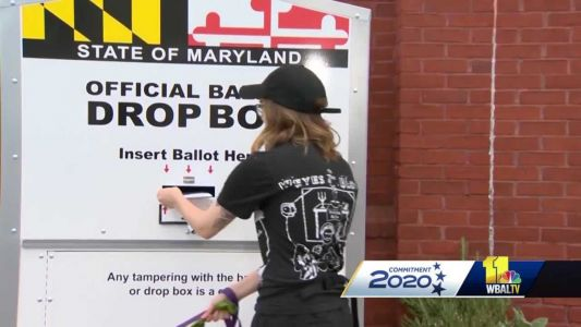 Still need to submit your mail-in ballot? Officials say use drop box instead