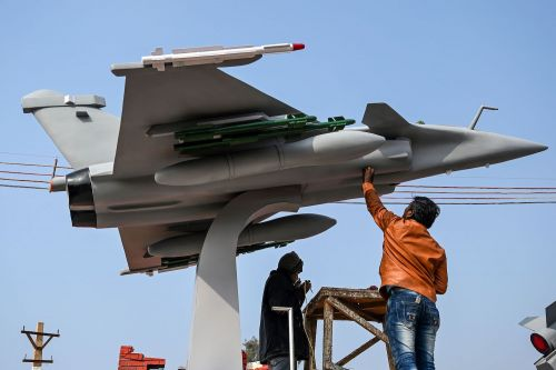 Rafale Jets Won't Save India's Air Force