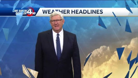 Videocast: Mostly sunny, mild today