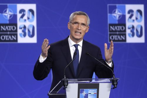 NATO commits to training Afghan forces after U.S. withdrawal