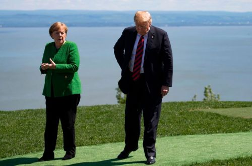 Trump claims crime in Germany is 'way up,' amid lowest rate in decades