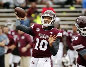 Coach Moorhead puts focus on Mississippi State's offense