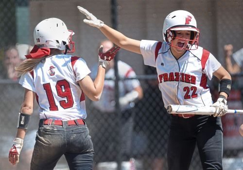 Frazier softball wins thriller over Cranberry in PIAA 2A semifinal