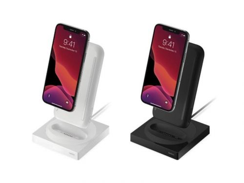 Belkin recalls its Wireless Charger + Stand due to a fire hazard