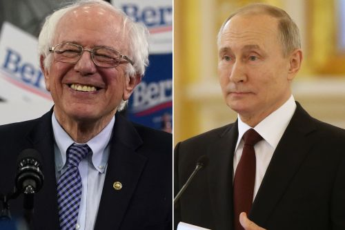 Actually, Putin would prefer a President Bernie - but it's America's voters who'll decide