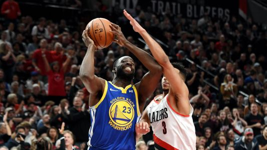 NBA playoffs 2019: Draymond Green trying to argue less with officials