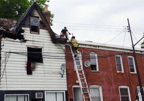 Man injured in fatal Hill District fire sues building owners