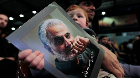 Iran creates 'judicial committee' to track down & punish Soleimani assassins mere hours before murder of top nuclear scientist