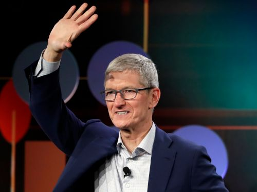 Forget about Tesla going private - there's still time for Apple to buy the company