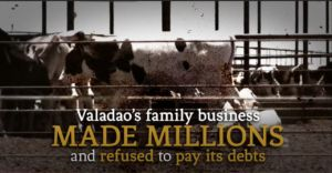 """WATCH: New DCCC Ad: Corrupt Career Politician David Valadao Fails The Central Valley But For Trump.Valadao Is An """"Incredible Guy"""""""