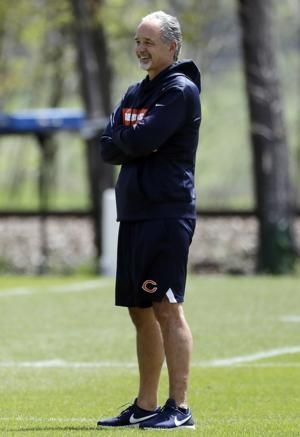 Pagano puts stamp on Bears 'D' after year out of coaching