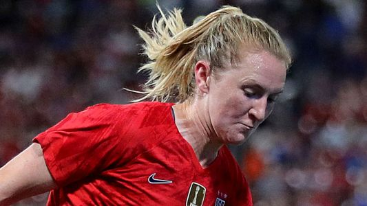 FIFA Women's World Cup 2019: USNWT's Samantha Mewis letting play do the talking