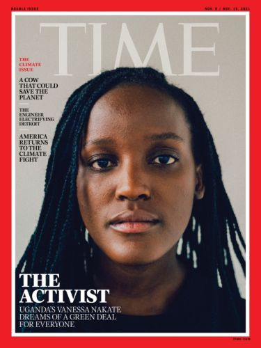 Vanessa Nakate Wants Climate Justice for Africa