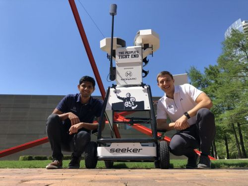 49ers star George Kittle just joined NFL players Hunter Henry and Mohamed Sanu in investing in a startup making a robotic quarterback that its cofounders say could one day be akin to an automated coach