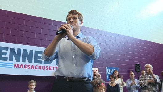 'It's a great day': Joe Kennedy officially announces Senate run