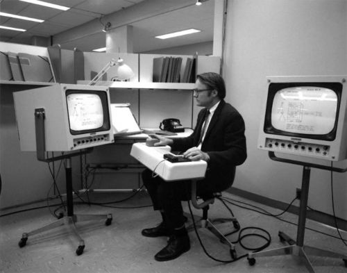 Bill English, co-inventor of the computer mouse, dies at 91