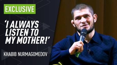 'These days she doesn't need anything': Khabib admits 'regrets' as UFC champ reveals his mother's role in early training sessions