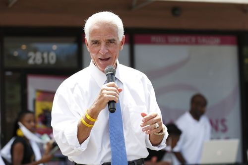 Charlie Crist is eyeing a run for governor again. Florida Democrats might not care