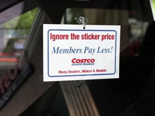 How you can buy a discounted car with your Costco membership