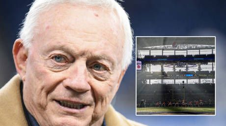 'Not something to brag about': Dallas Cowboys owner Jerry Jones slammed for boasting about 'record attendances' during pandemic