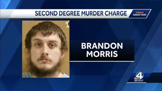 Man charged with second-degree murder months after overdose of another man, officials say