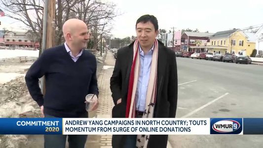 Yang says northern NH would benefit from universal basic income plan