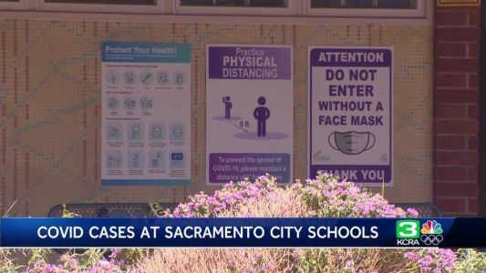 Parents wary of COVID-19 cases at Sacramento school district
