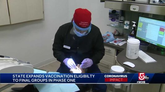 Dentists, health care workers get access to COVID-19 vaccine
