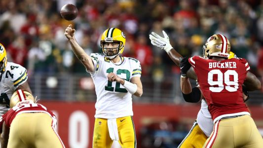 NFL playoff picks, predictions: Packers stun 49ers, Chiefs handle Titans in conference championship games